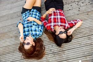 Online schließt man gute Freundschaften