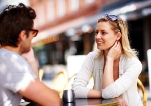 Heutzutage kann man sich auch online auf einen Flirt einlassen.
