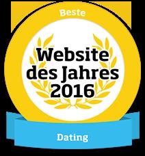 Webseite des Jahres 2016